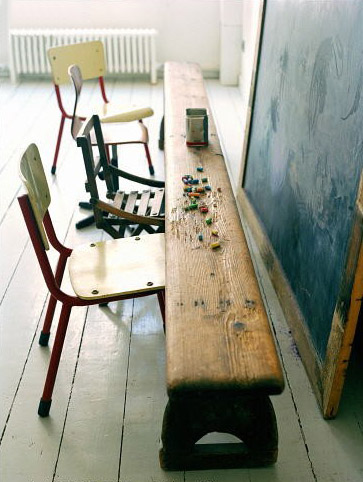 The Chalkboard Bandwagon (1/6)